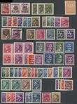 75372 / 997 - Philately / Czechoslovakia 1945-1992 / Revolutionary Overprints 1944-1945