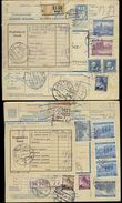 75803 / 902 - Philately / Protectorate Bohemia-Moravia / Postal Stationery B. and M. / Forms