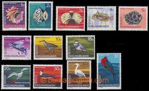 102834 - 1969 Mi.8-19, kompletní série
