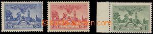 102885 - 1936 Mi.134-136, Výročí založení, kompletní série, kat. 25€