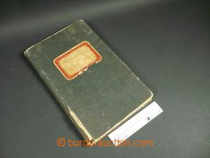 105108 - 1912-47 TŘEBÍČ, Protokolní kniha spolku Dělnický dům, ručně
