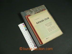 105270 - 1939-80 3 filatelistické publikace : H.Kaufmann : Monografie