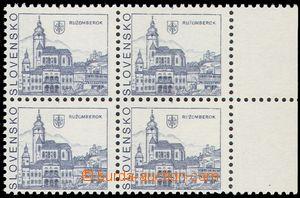 106372 - 1993 Zsf.3VCH, Ružomberok, krajový 4-blok, VV - bez hodnotov
