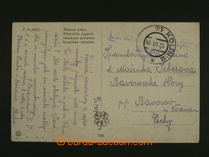 106435 - 1918-19 1. Czechosl. Home Defence Batt./ 2. troop (according