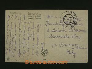 106435 - 1918-19 1. čs. domobranecký prapor/ 2. rota (dle textu PRO