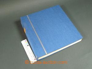 108994 -  ALBOVÉ LISTY Schaubek, NDR 1960–1976, ve šroubových deskách