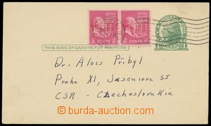 110303 - 1952 USA  identification entire University of Missouri to Cz