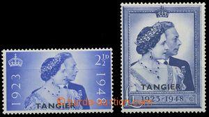 112365 - 1948 Mi.25-26, Stříbrná svatba, kat. 38€