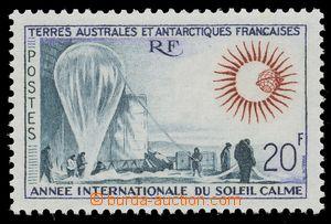 113161 - 1963 Mi.29, Rok klidného slunce, svěží, hledaná známka, kat.