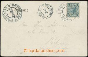 114313 - 1903 EXHIBITION V HOŘICÍCH   exhibition postcard Reprezentač