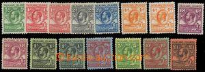 115642 - 1929-37 Mi.48-58, (SG.116-126, 117a, 120a, 121a, 122a), Jiří