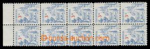 115939 - 1994 Pof.P35, Brno 3Kč, padělek ke škodě pošty, svěží 10-blo