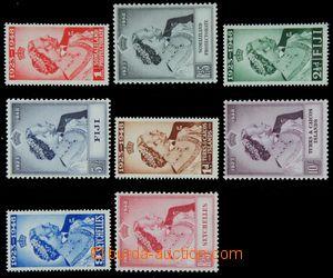 120497 - 1948 BRITISH SOMALILAND, SEYCHELLES, FIJI, TURKS AND CAICOS