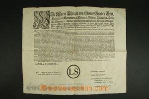 120929 - 1760 RAKOUSKO / MINCOVNÍ CIRKULÁŘ oznámení o vydání nových m