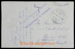 121955 - 1915 Kuk Wachedetachement für das Gefangenenlager in Oescsan
