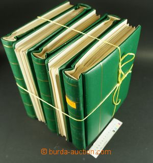125224 - 1918-20 ČSR I. / HRADČANY  sbírka deskových vad na všech hod