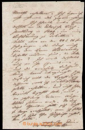 125229 - 1828 SALM-REIFFERSCHEIDT Hugo František (1776–1836), moravsk
