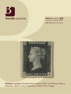 Public Auction 32 - aukční katalog