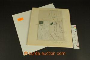128918 - 1918-19 [SBÍRKY]  sbírka předběžných známek rakouského a maď