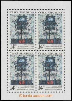 129696 - 1993 Pof.PL5, Hladový svatý, svěží, kat. 450Kč