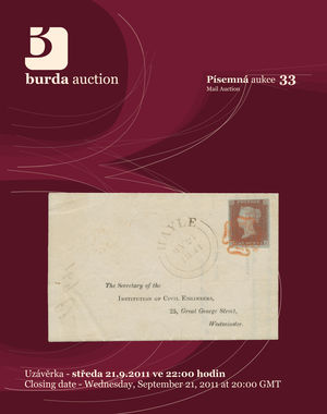 Mail Auction 33 - aukční katalog
