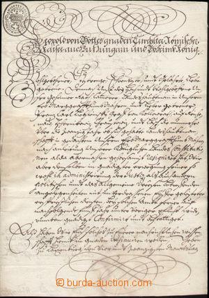 132988 - 1687 LEOPOLD I., (1640–1705), císař římský, král český a uhe