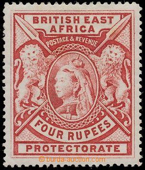 133127 - 1897 Mi.84; SG.95, Queen Victoria 4R carmine, cat. Gibbons &