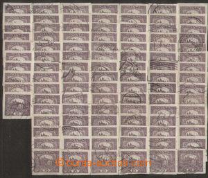 133298 -  [SBÍRKY] Pof.11, 25h fialová, kompletní rekonstrukce TD