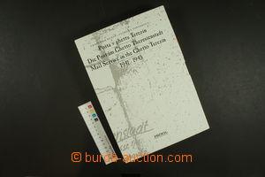134108 - 196 Beneš, Tošnerová: Pošta v ghettu Terezín 1941–1945, vyda