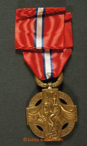 134380 - 1918 ČSR I.  Revoluční medaile, kat. Novotný 6, podpis medai