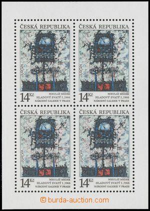 134523 - 1993 Pof.PL5 Hladový svatý, TD s DV 2/A (černý bod na levé r