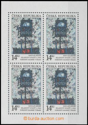 134793 - 1993 Pof.PL5, Hladový svatý, DV 2/A - černý bod, kat. 900Kč