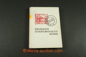 135305 - 1968 Kvasnička, Kubát: Monografie čs. známek 1. díl, bez pře