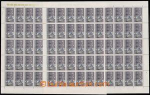 135889 - 1993 Pof.4, Jan Nepomucký, kompletní PA A+B s daty tisku a D