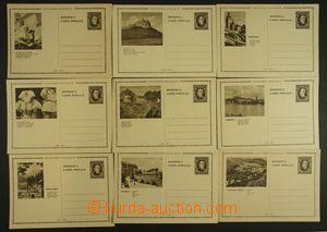 136139 - 1939 CDV4/1-36, Propagační, kompletní soubor, č.18 - strom v