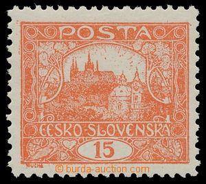 139053 -  Pof.7E IIs, 15h cihlově červená, ŘZ 11½ : 10¾, zk