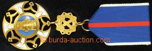 139384 - 1991 ČSR II.  Řád M. R. Štefánika, V. třída, Ag, pozlacený,