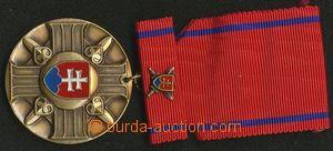 139387 - 1993 SLOVENSKO  Slovenský kříž, uděluje Ministerstvo obrany,