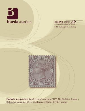 Public Auction 36 - aukční katalog