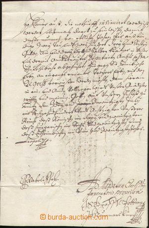 142397 - 1680 LEOPOLD I. (1640–1705), císař římský, král český a uher