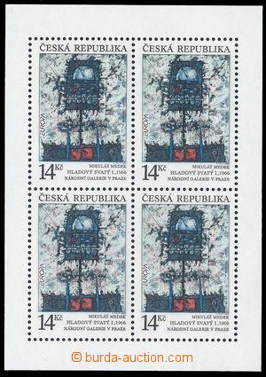 144269 - 1993 Pof.PL5, Hladový svatý, DV 2/A - černý bod, kat. 900Kč