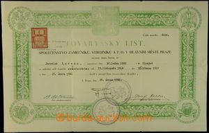 146258 - 1941 TOVARYŠSKÝ LIST  na jméno Jar. LORENC, ZLOSYŇ; hezké