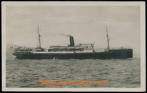 146338 - 1935 S/S PILSNA - čb fotopohlednice lodi společnosti LLOYD T