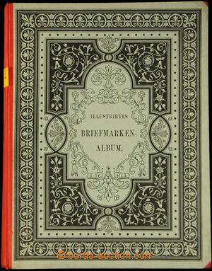 147023 - 1883 ILLUSTRIRTES BRIEFMARKEN-ALBUM von Alwin Zschiesche, 7.