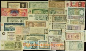 147177 - 1939-45 [SBÍRKY]  sestava cca 55ks bankovek ČaM a Slovenskéh