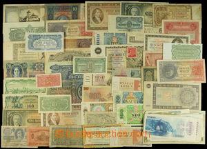 147178 - 1920-89 [SBÍRKY]  konvolut cca 100ks bankovek ČSR I. a ČSR I