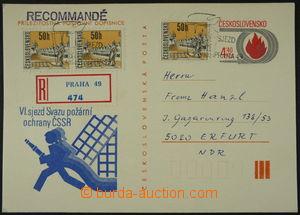 148606 - 1983 CDV197, VI. congress Union fire protection, uprated wit