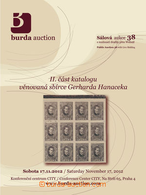 Public Auction 38 (2/2) - aukční katalog