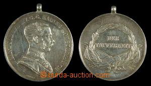 149432 - 1860-70 RAKOUSKO-UHERSKO  František Josef I., Ag vyznamenání