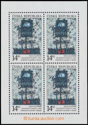 149770 - 1993 Pof.PL5, Hladový svatý, DV 2/A - černý bod; kat. 900Kč